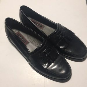 FLORSHEIM 100% genuine leather loafers